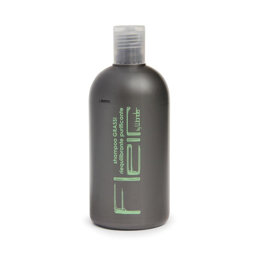 Šampon na mastné vlasy FLEIR 500 ml