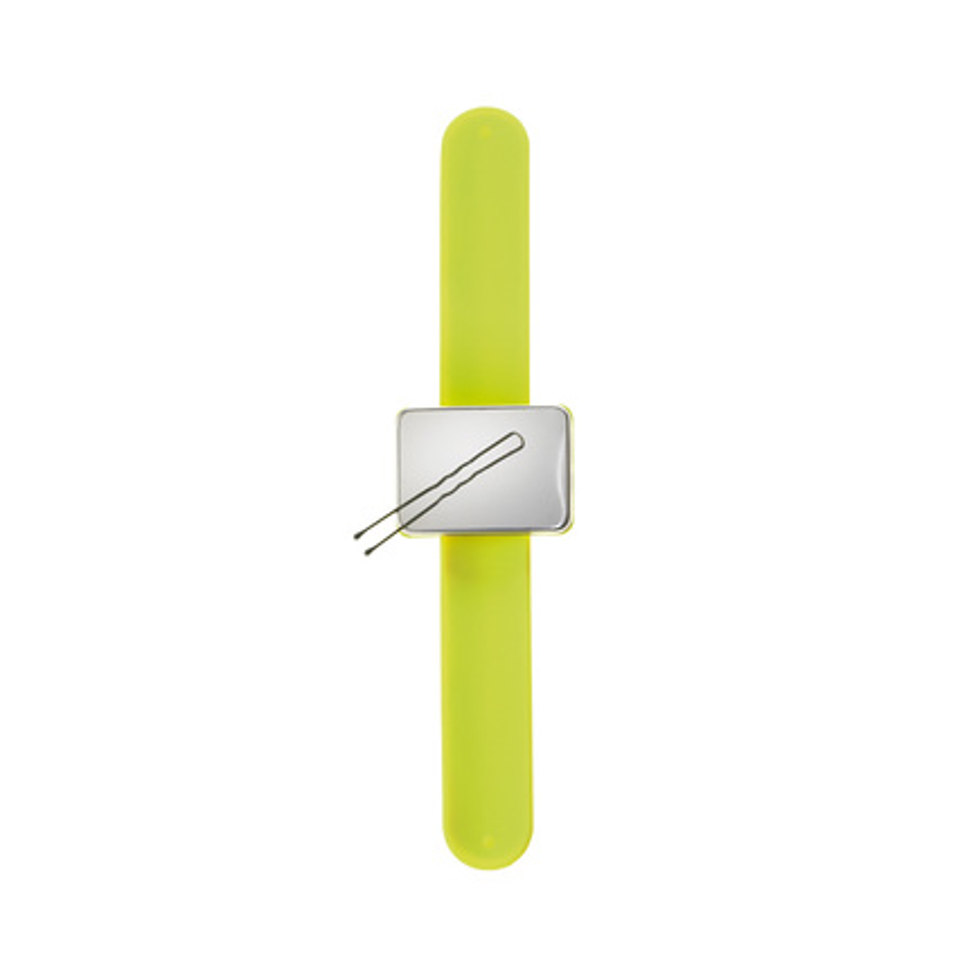 Magnetický náramek WATCH - zelený |Uki