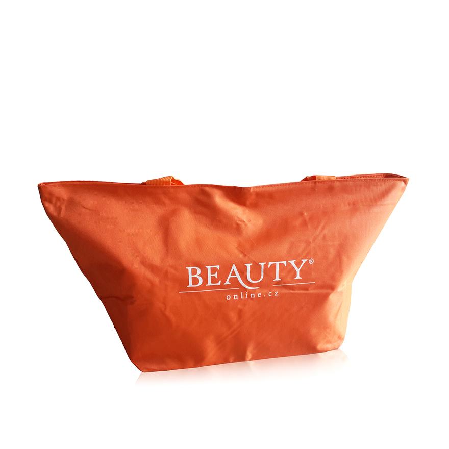 Plážová taška Beauty - oranžová