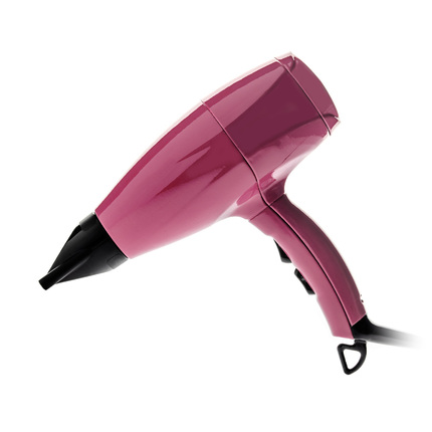 CASANOVA - barva růžová (kadeřnický fén)