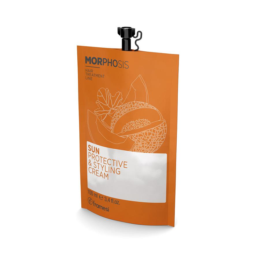 Stylingový a ochranný krém pro letní péči SUN PROTECTIVE&STYLING CREAM | 100 ml