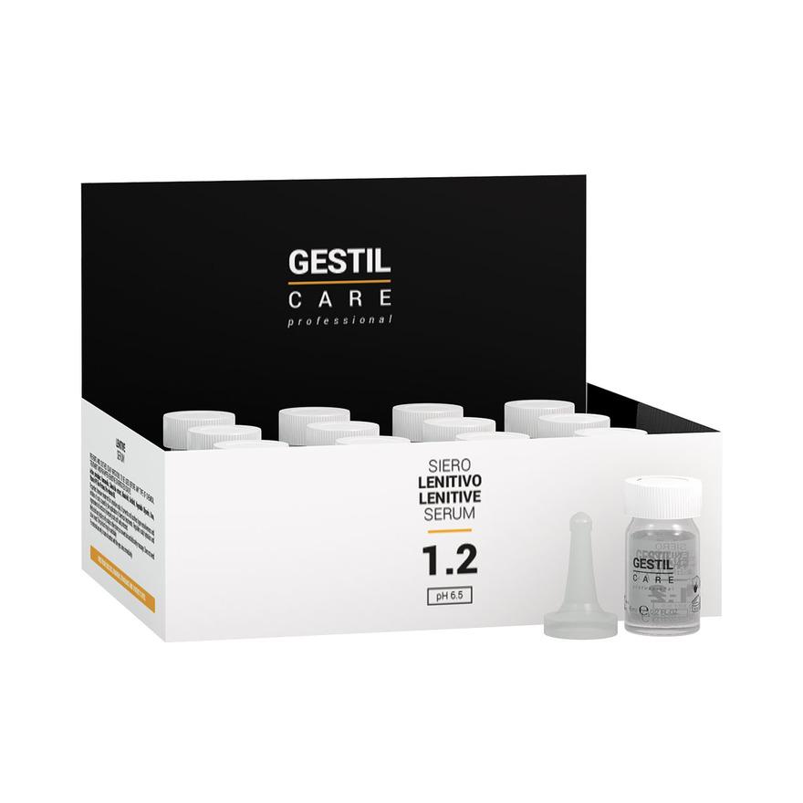 Zklidňující sérum na vlasovou pokožku Lenitive 1.2 | 12x6 ml