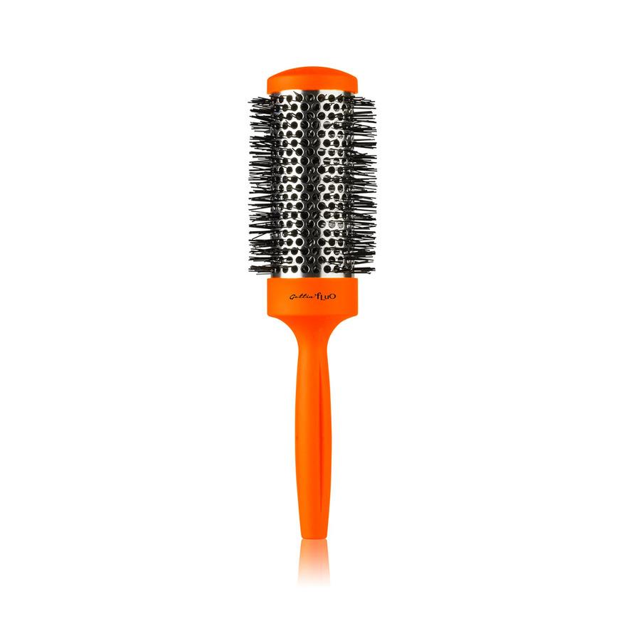 Termický kartáč vel. XL GETTIN´FLUO   oranžový