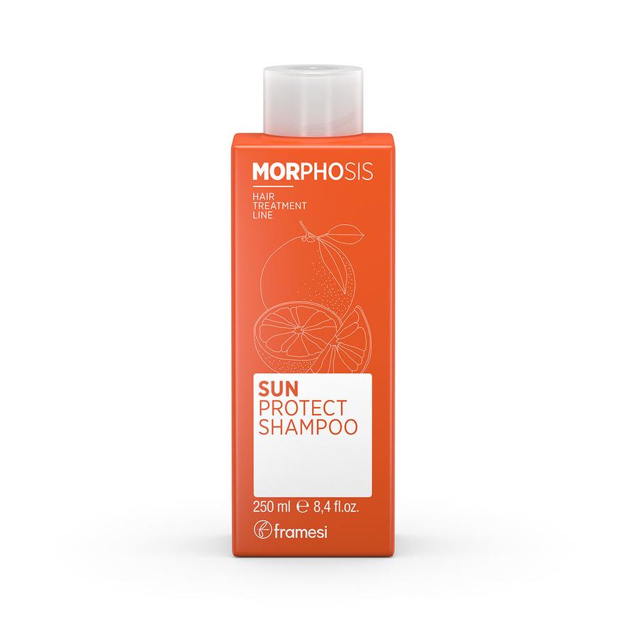 Letní ochranný šampon Sun Protect | 250 ml