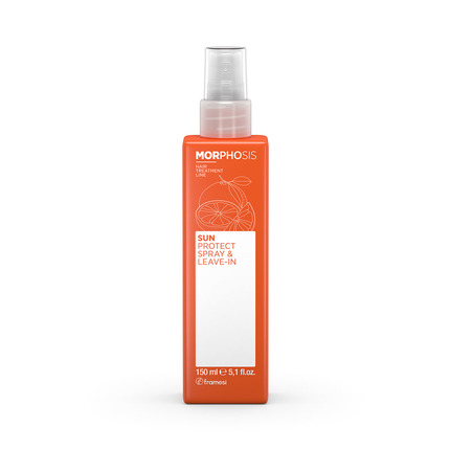 Bezoplachový sprej pro letní ochranu vlasů LEAVE-IN | 150 ml