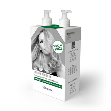 Kit Duoset Volumizing šampon a kondicionér | 2x 1000 ml