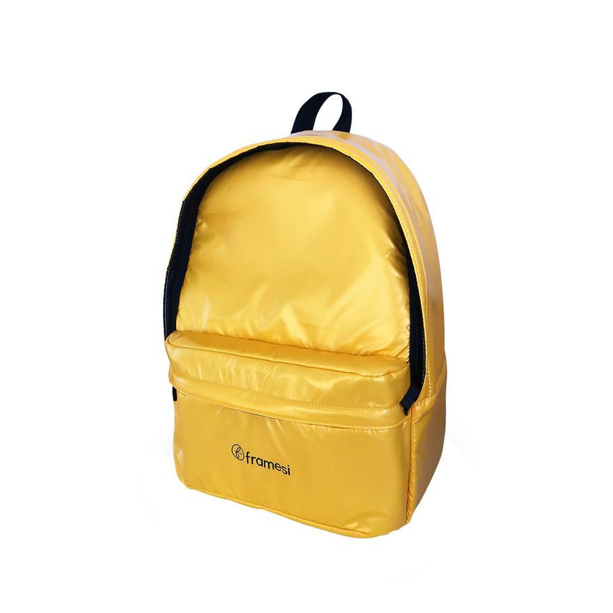 Letní batoh SUN Ritual backpack | žlutý