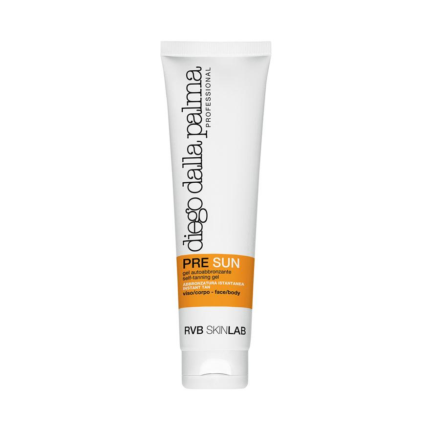 Samoopalovací gel na tvář a tělo 150 ml