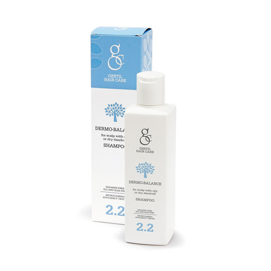 Šampon proti mastným nebo suchým lupům SHAMPOO DERMO-BALANCE 200 ml