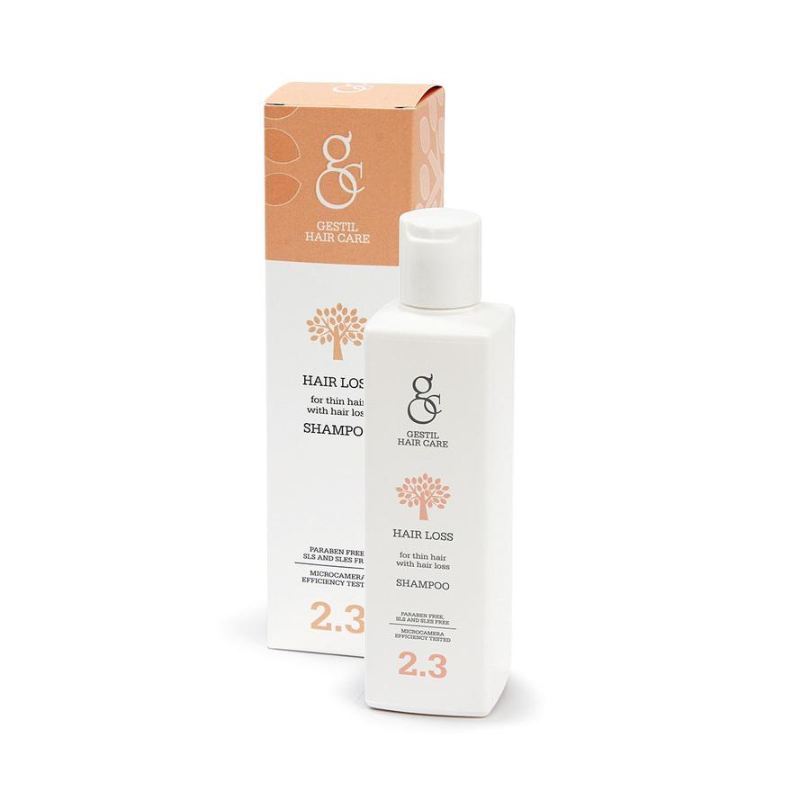 Šampon proti řídnutí a padání vlasů SHAMPOO HAIR LOSS 200 ml