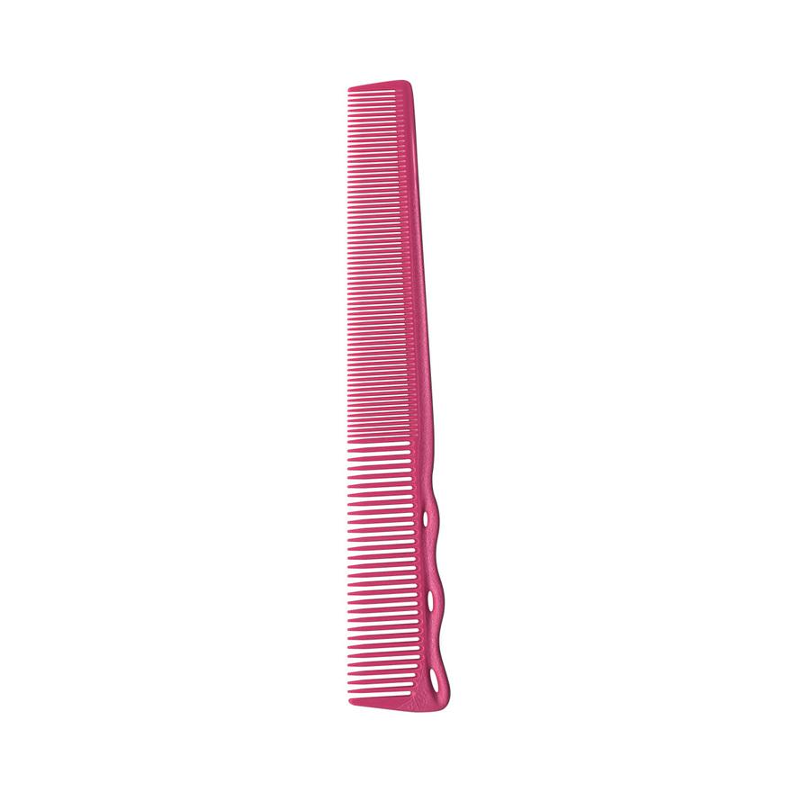 Zužující se pánský hřeben YS-232 | 167 mm - růžový