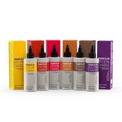 Barevný přeliv Framcolor Extra Charge | 6 odstínů