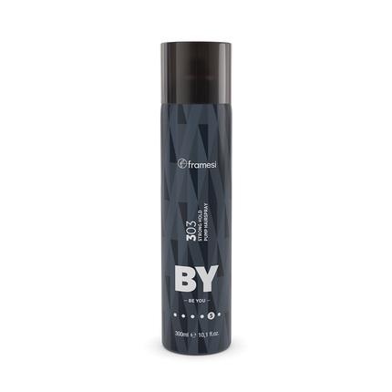303 Mechanický lak se silnou fixací Strong hold pump hairspray - By Finish 300 ml | Framesi