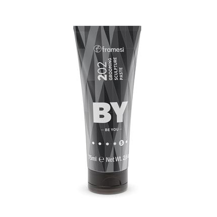 202 Extra silná pasta pro vytvarování vlasů Grooming sculpture - By Shape 75 ml | Framesi