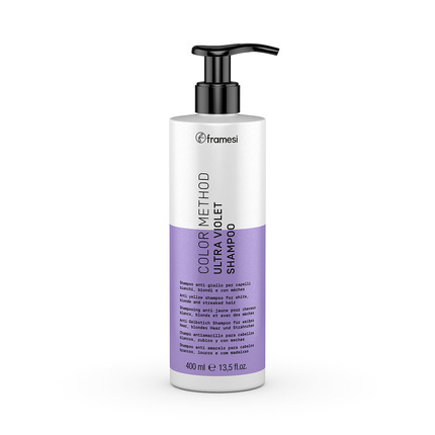 Reflexní šampon s potlačením pigmentu Color Method ULTRA VIOLET | 400 ml