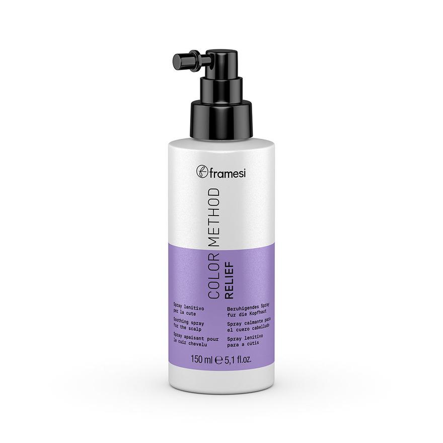 Sprej pro zklidnění vlasové pokožky Color Method RELIEF   150 ml