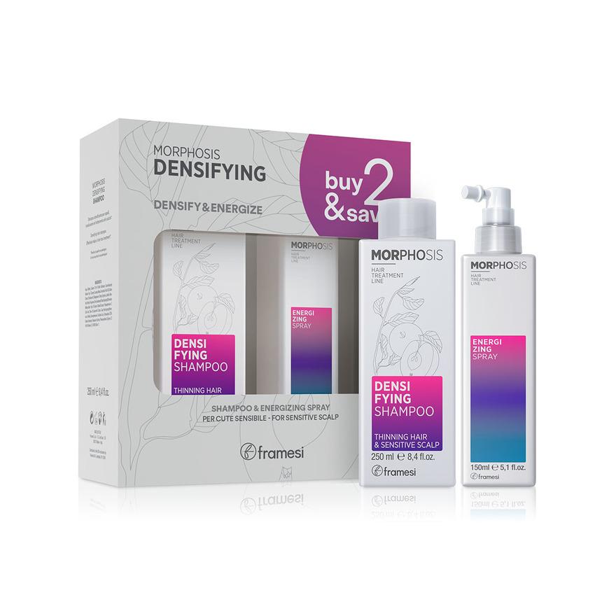Kit Buy&Save Densifying | zhušťující šampon + energizující sprej