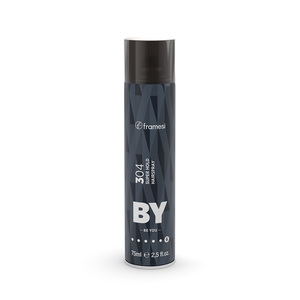304 Lak na vlasy Super hold hairspray - By Finish 75 ml   Framesi