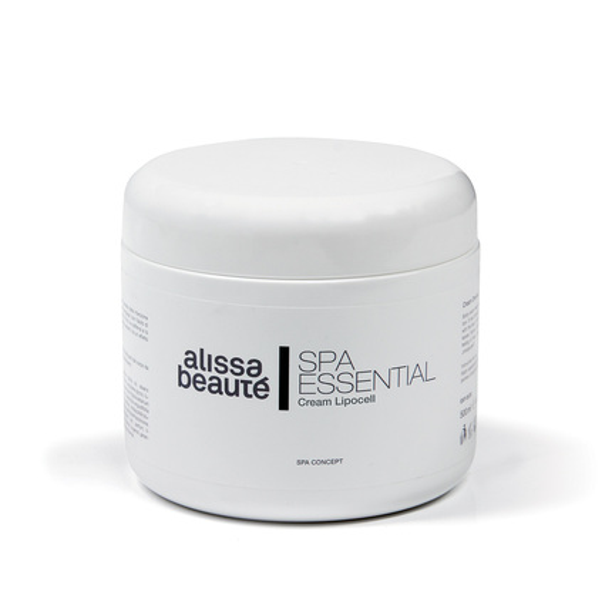 Krém proti celulitidě Lipocell - Spa Essential 500 ml č. 5  Alissa Beauté