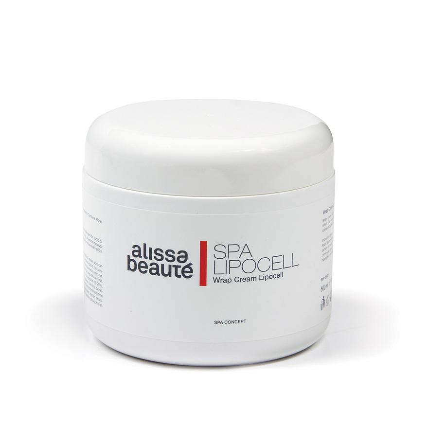 Zábalový krém Lipocell 500 ml č. 14 |Alissa Beauté
