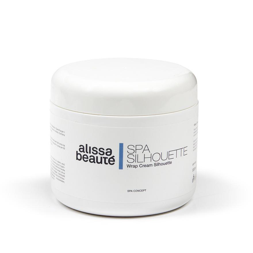 Zábalový krém Silhouette 500 ml č. 17   Alissa Beauté