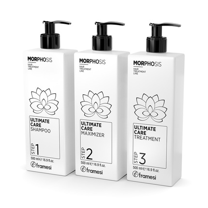 Profi Set Morphosis Ultimate Care Salon Kit 3v1 | 3x 500 ml