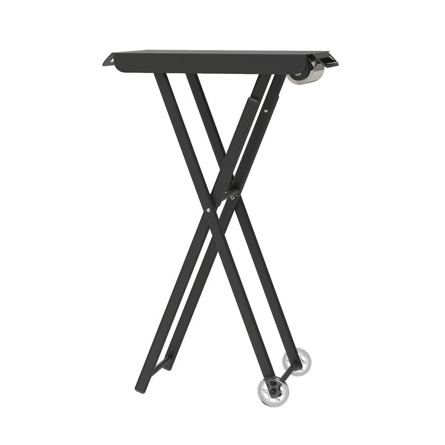 Pojízdný barvicí stolek JUST COLOR | barva černá