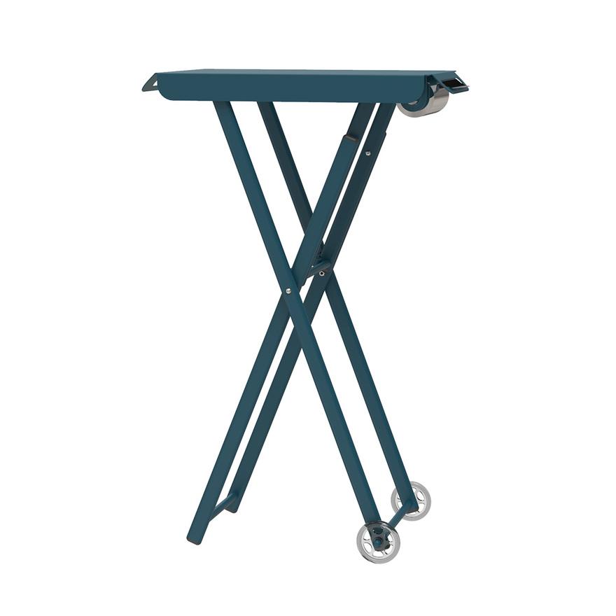 Pojízdný barvící stolek JUST COLOR | barva modrá