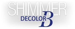Shimmer B Decolor - profesionální sada na efektivní barvení vlasů od značky Framesi